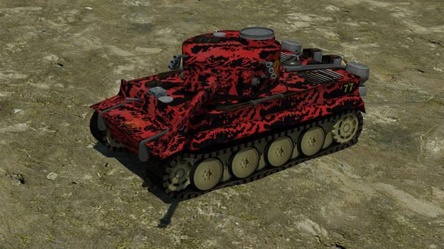 Red Tiger I