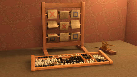 The Wooden Computer
