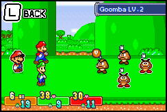 Mario and Luigi Paper Jam GBA Demake by ericgl1996