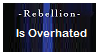 PMMM Rebellion Movie is Overhated Stamp by ericgl1996