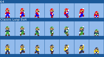 Custom Odyssey 2d Mario Costume Sprites By Ericgl1996 On Deviantart