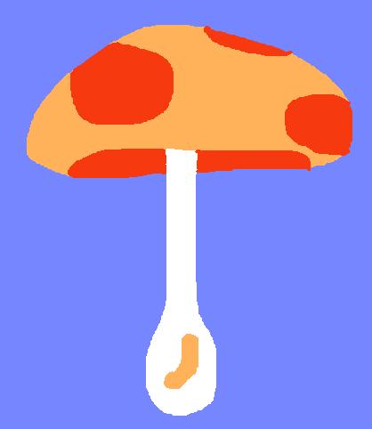 Weird Mushroom (Super Mario Maker) by ericgl1996