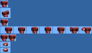 Bull's-Eye Blaster (MLRPG3DS style)