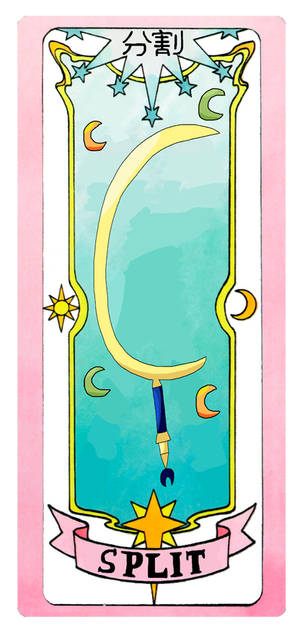Split Card (CCS: Clear Card Concept Design)