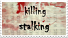 Killing Stalking Stamp