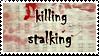 Killing Stalking Stamp by Aksi-Pines