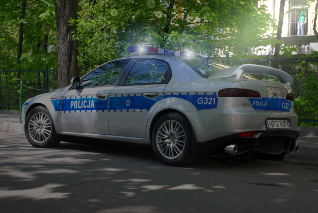 virtual tuning alfa romeo 159 police car by wincent44 on. Black Bedroom Furniture Sets. Home Design Ideas