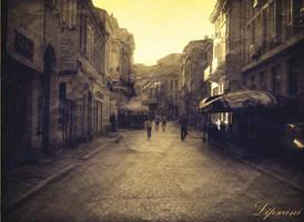 Old city by vxside