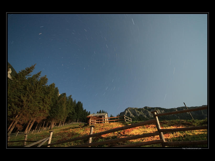 Curmatura Stars by vxside