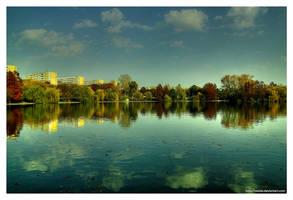 Autumn colors - HDR by vxside