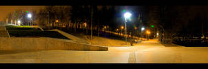 A.I. Cuza Park - Pano 360 no.2