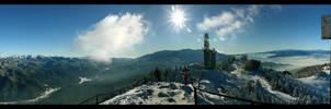Panorama Postavaru - 360