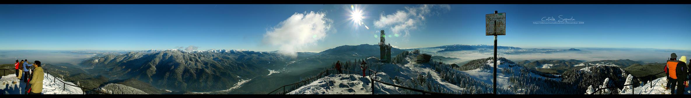 Panorama Postavaru - 360 by vxside