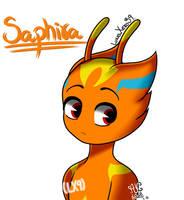 .:Saphia:. by LunaXerog9