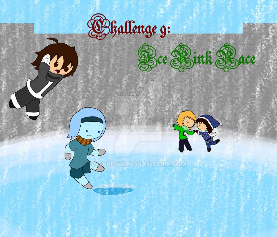 ADVENT Ice Run! by Syrdxx