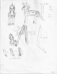 The Last Sentinel Concept Art- Frost Windchill