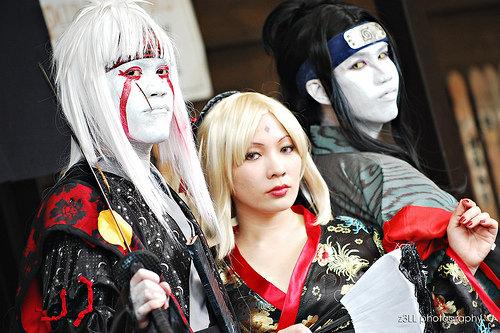 ultimate threesome kimonos by shinobimarkee