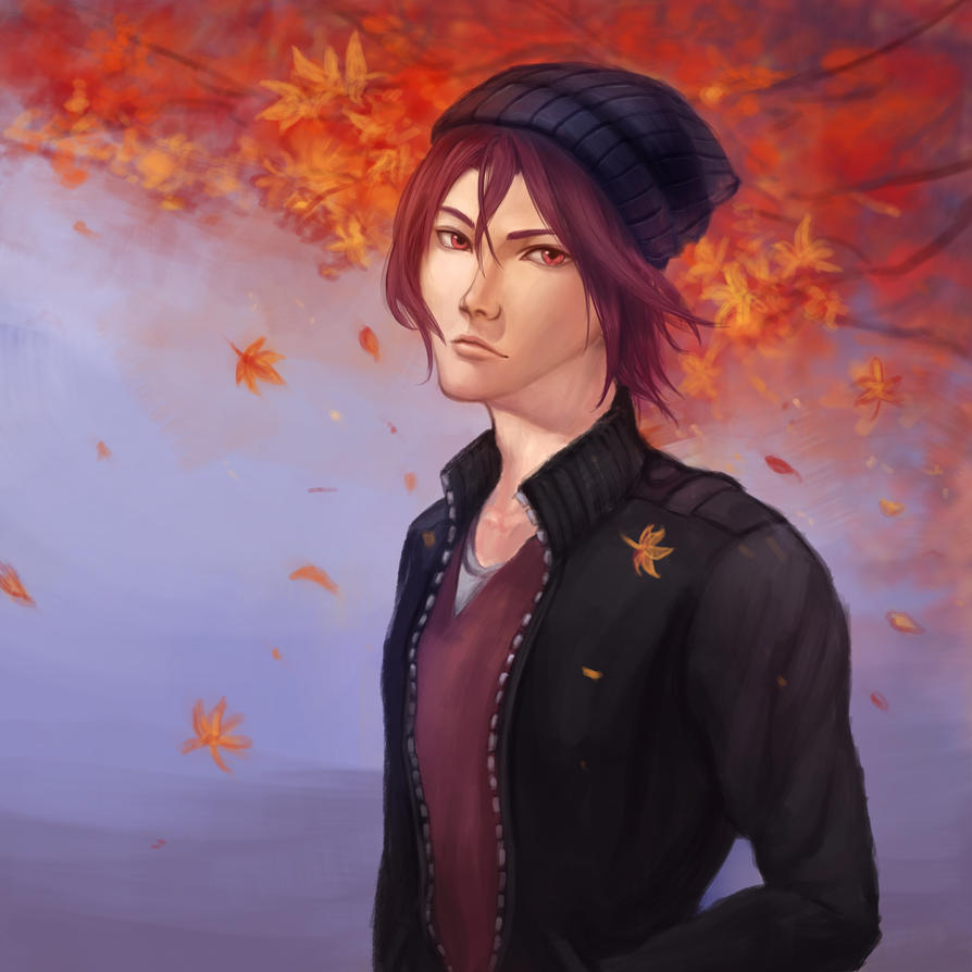 Autumn by Strvayne