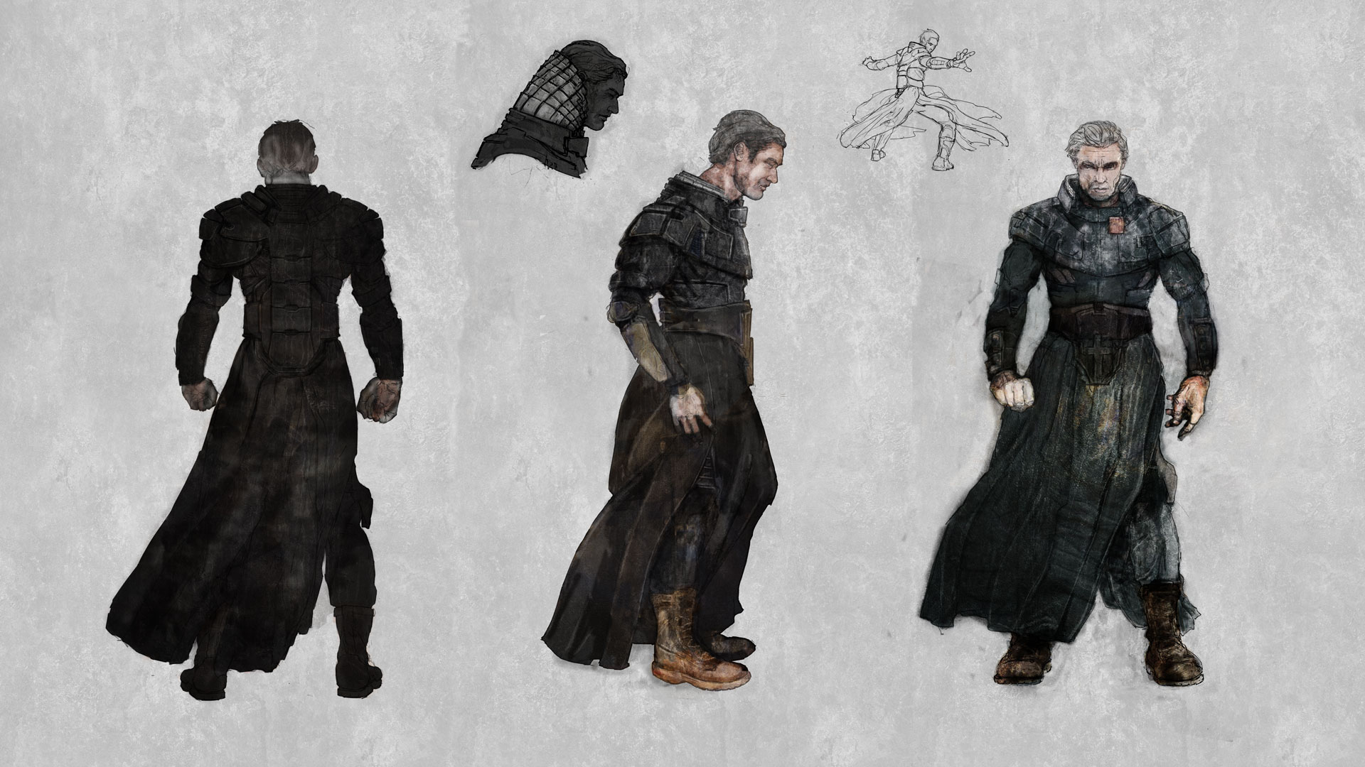 Costume Design Character Analysis : Wip character costume what do you think