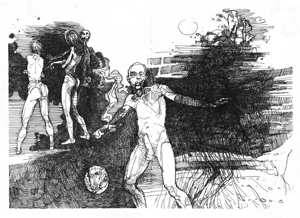 Fire Starter by HellYesArt