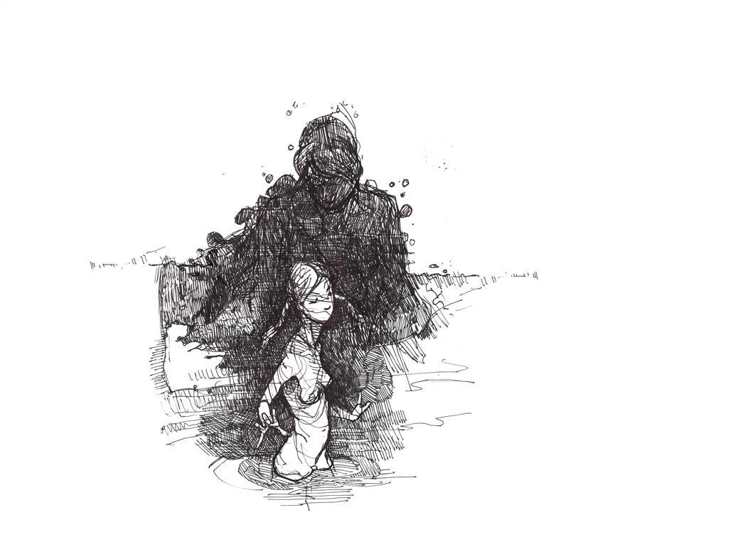 Swamp by HellYesArt