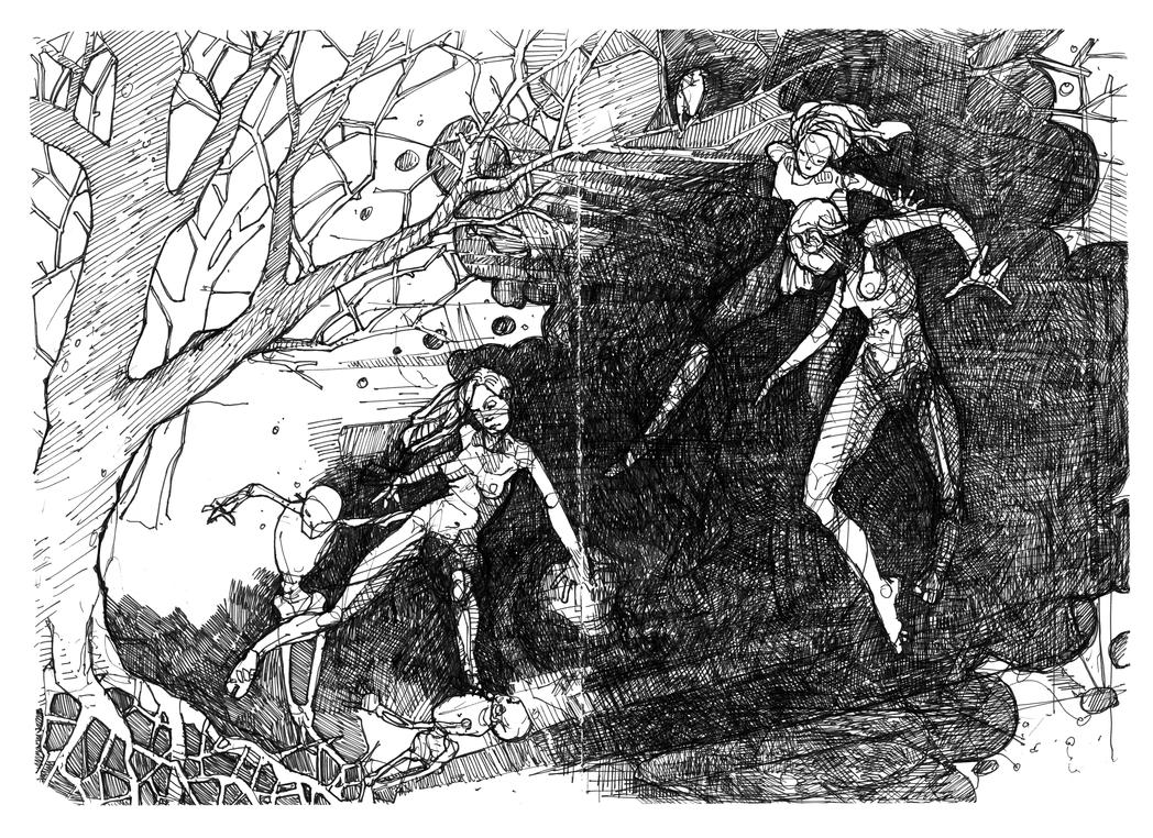 suck pg57 by HellYesArt