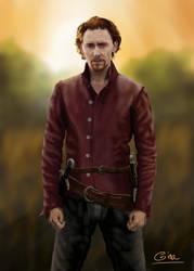 King Henry V by starfall-glow