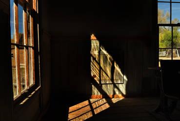 Windows to Where? by GeminiMuse