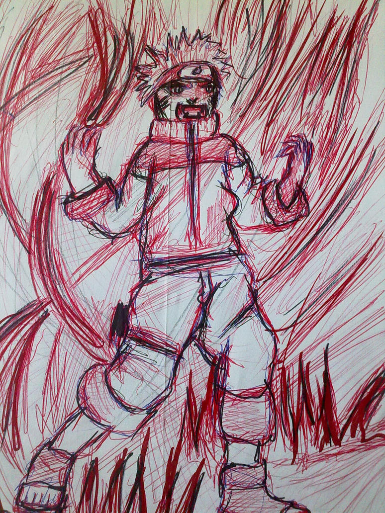 Naruto doodle by luffiexxx on deviantart