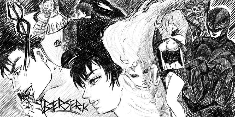 Berserk by Luffiexxx