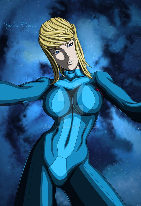 Samus - Coveted Night by GeneralGM