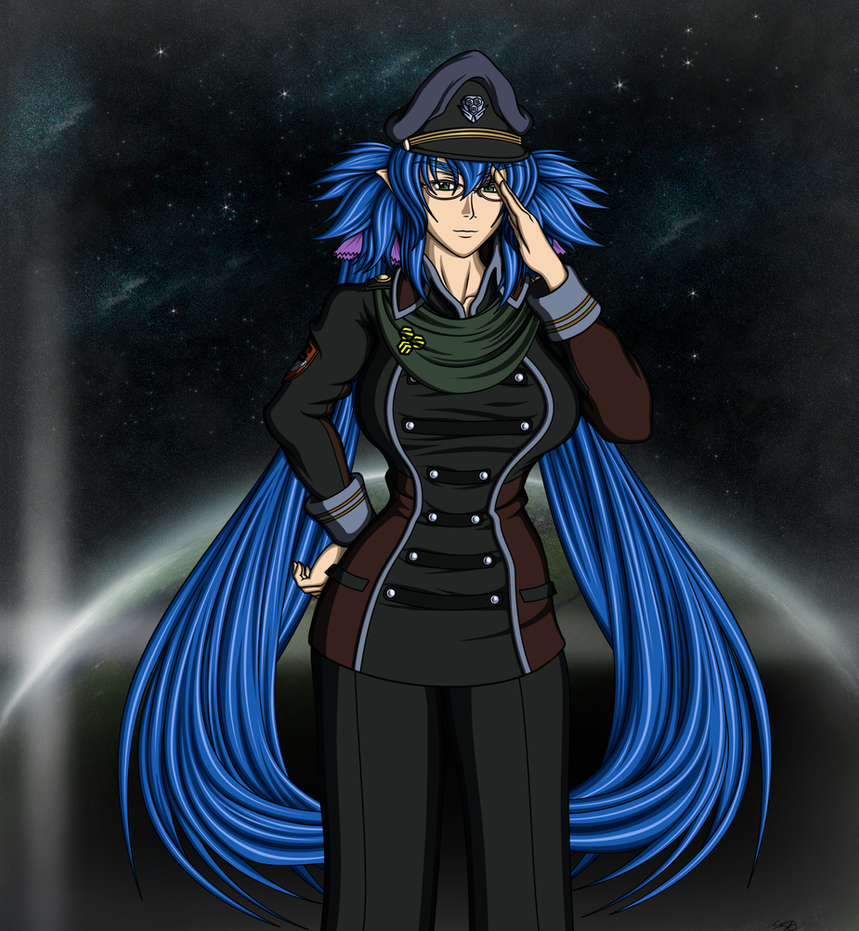 Captain Uniform By GeneralGM On DeviantArt