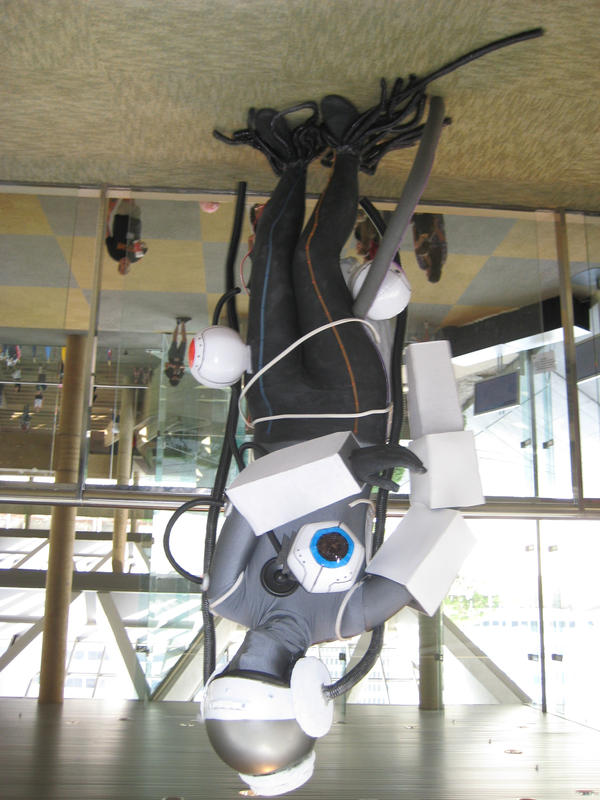 GLaDOS by Mew-Suika-Chi