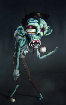 Traditionnal Zombie