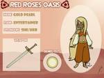 RRO app - Gold Pearl
