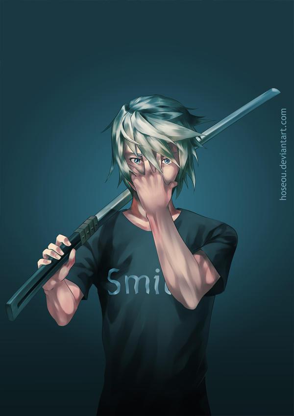 Unknown Swordsman by hoseou