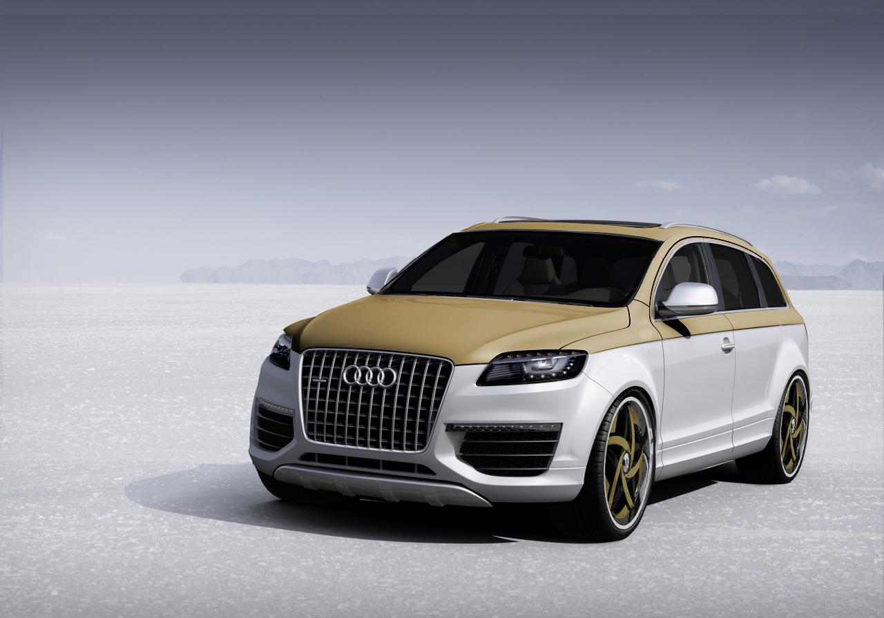 Audi Q12 By Murdockdesign On Deviantart