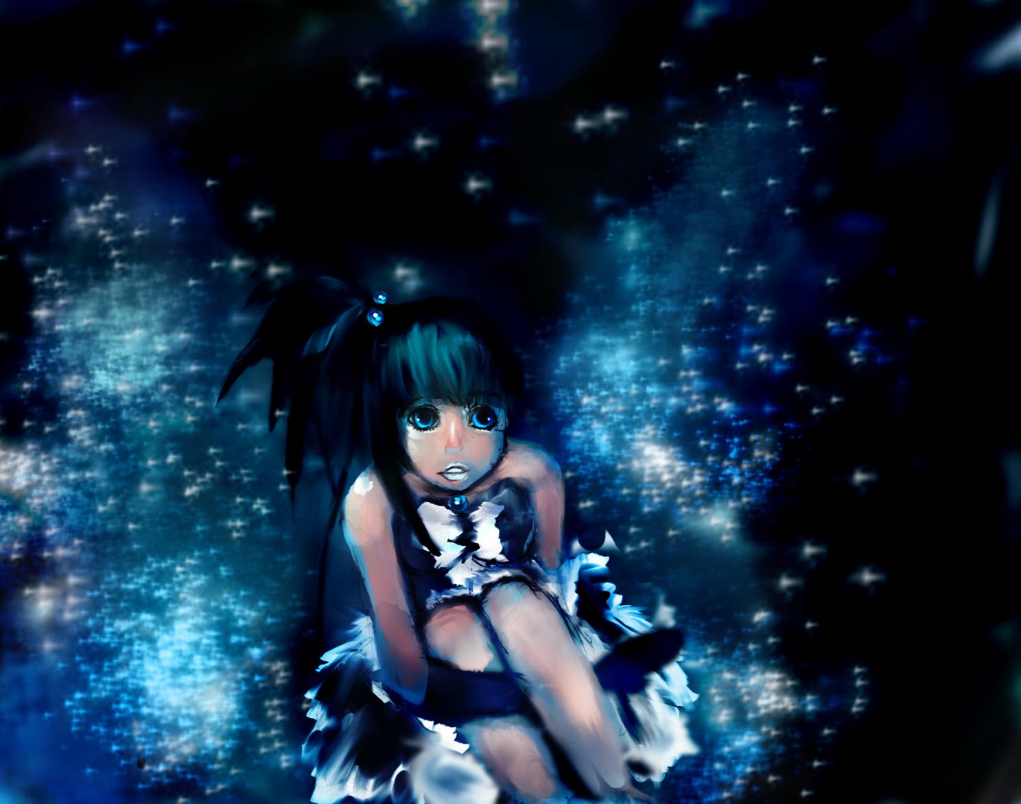 Fairy by hakublue