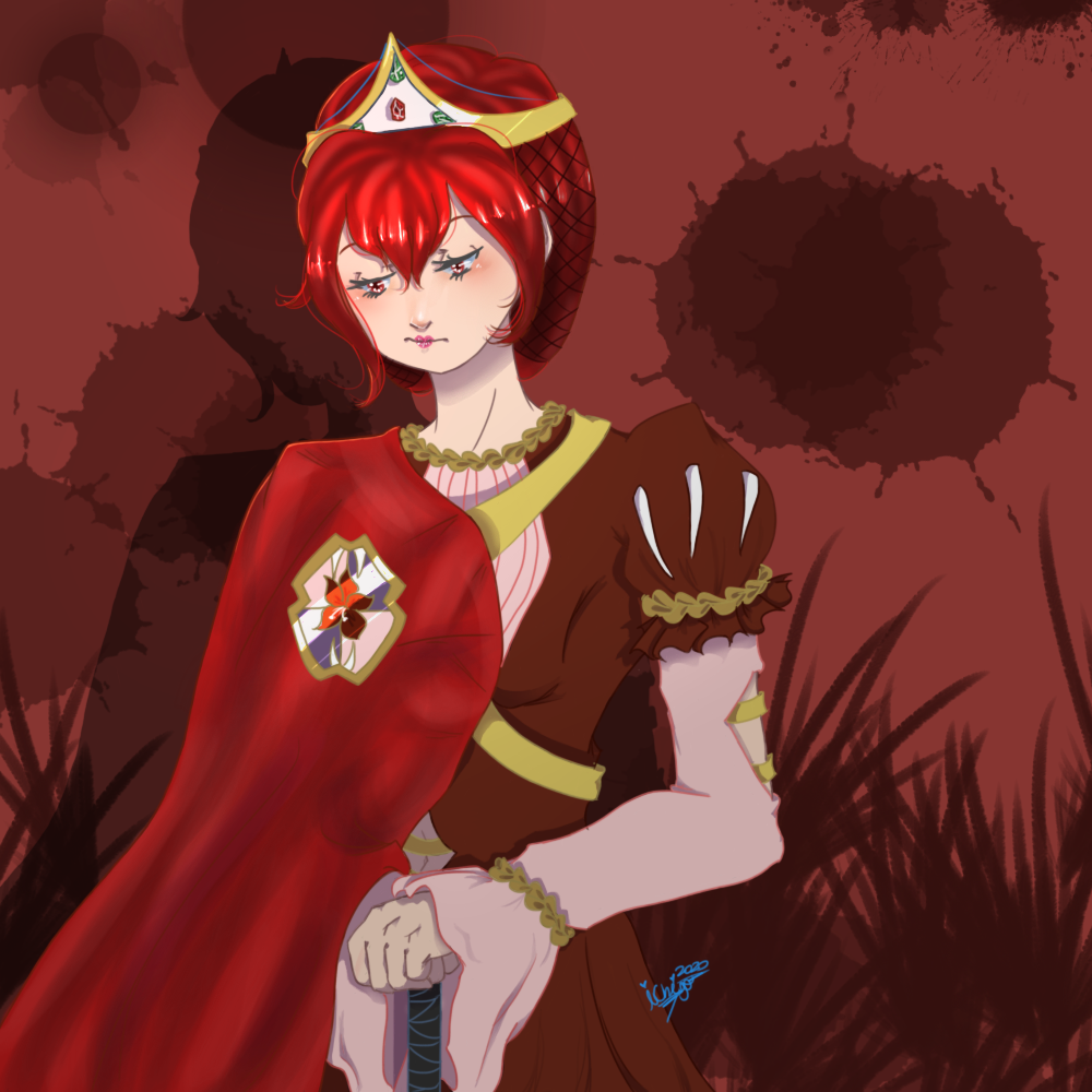[GIFT] The Red Queen