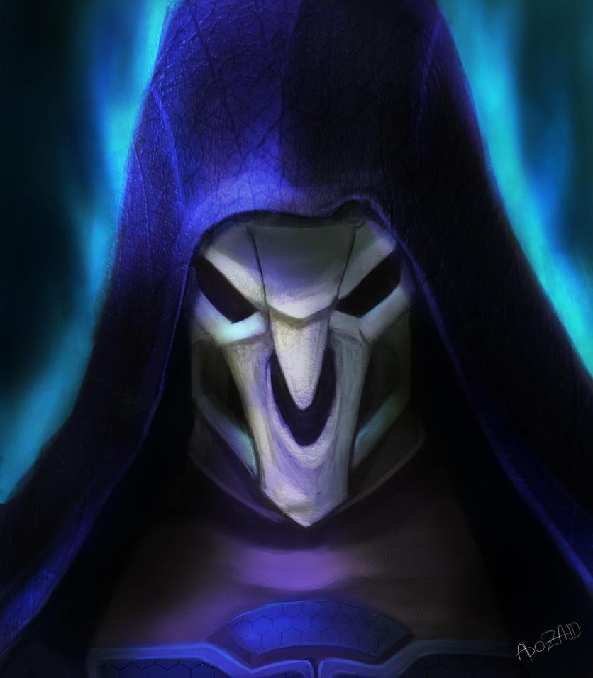 Reaper by mea411