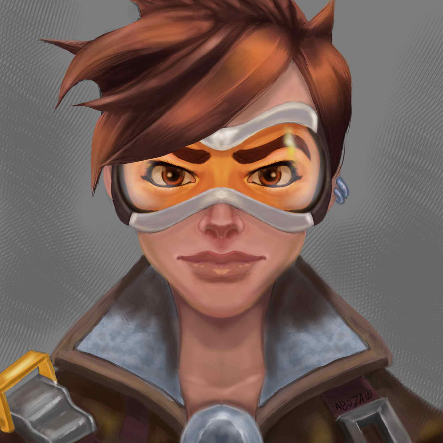 overwatch tracer by mea411