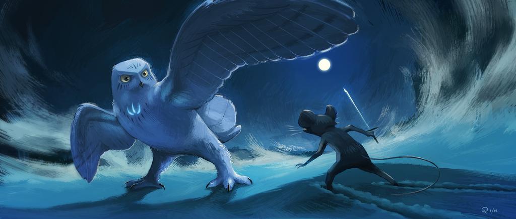 Wings of Winter by Pelboy