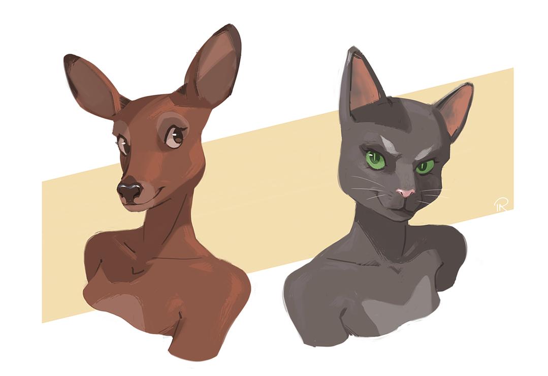 Ears by Pelboy