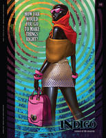 Indigo - Cover - Promo by JaycenWise