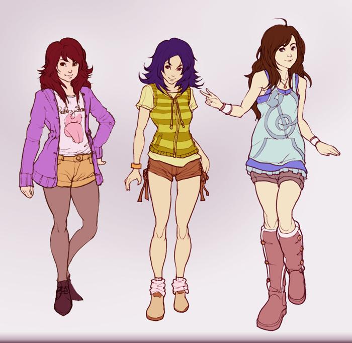 Anime Style Fashion Real Life