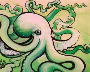 Octopus #3 by knezak