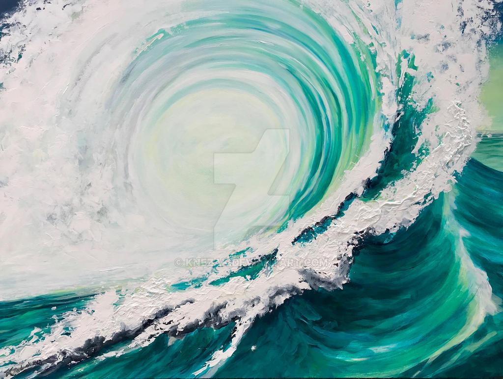Wave 1. by knezak