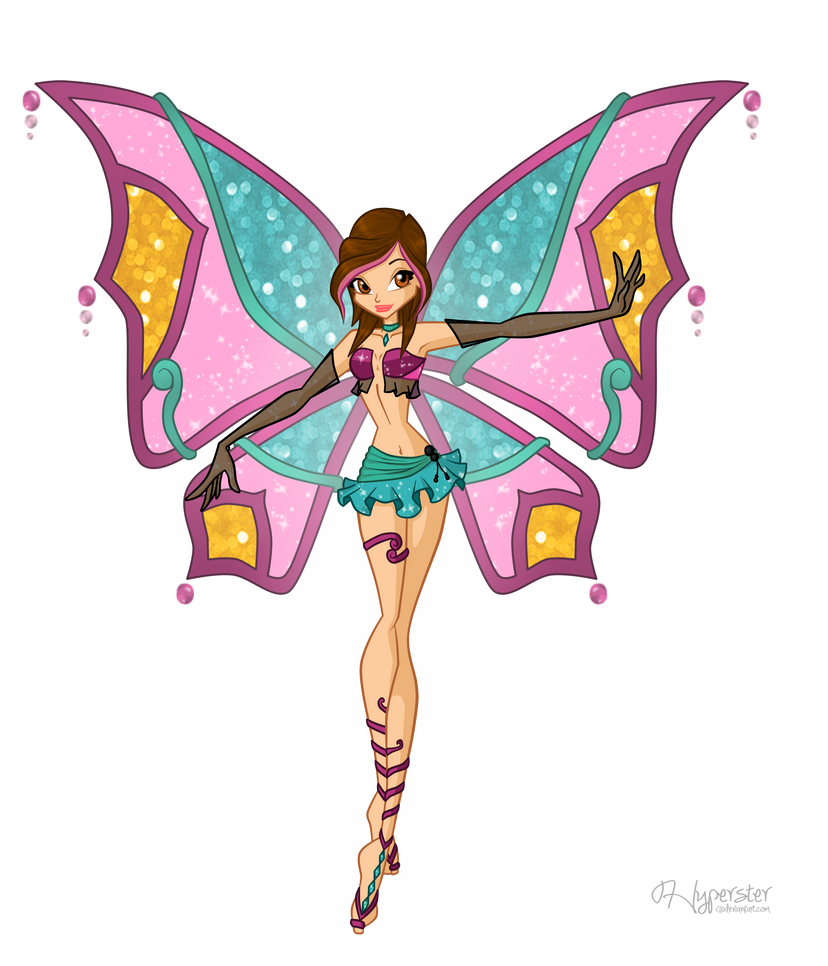 Lydia Enchantix new by hyperster