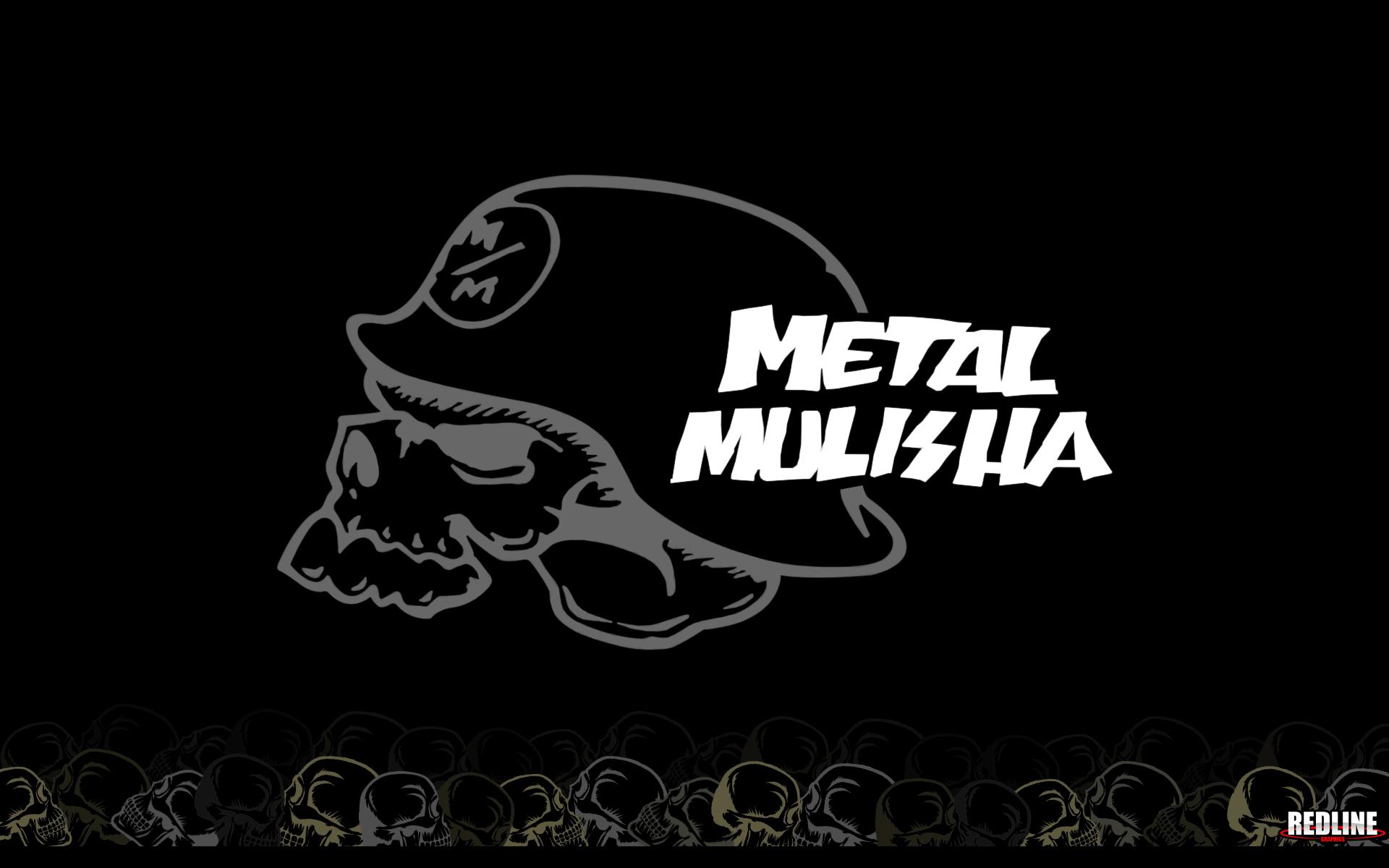 Metal Mulisha Redline Gfx