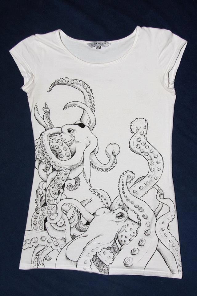 Tentacle T-shirt